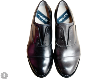narrative-aw09-laceless-oxfords